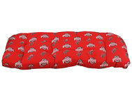 Ohio State Loveseat Cushion