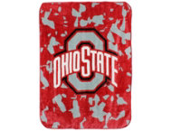 Ohio State Throw Blanket