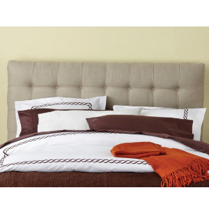 2206 King Uph Headboard