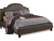 2134 Queen Upholstered Bed