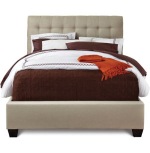 2206 King Upholstered Bed