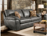 shop Mineral Steel Sofa