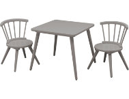 shop Windsor-Table--Chair-Set-Grey