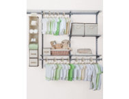 48 Piece Nursery Storage-Beige