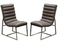 Bardot Grey Chair Set of 2
