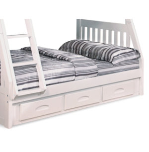3 Drawer Bunk Storage Unit