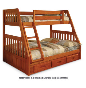 Twin Full BunkBed