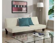 dillon vanilla sofa futon dillon tan sofa futon   art van furniture  rh   artvan