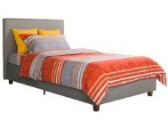 Maddie Twin Upholstered Bed