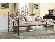 shop Victoria-Bronze-Metal-Daybed