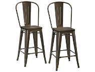 Luxor Counter Stool Set of 2