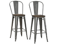 Luxor 30  Bar Stool Set of 2