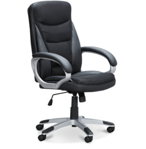Memphis Office Chair Black Art Van Furniture