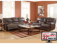 7-Piece-Reclining-Package-with-TV