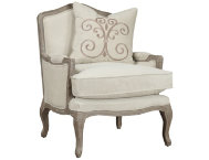 shop Salerno Chair with Pillow