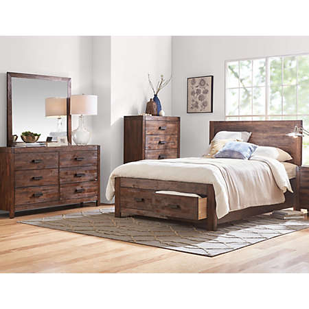 art van furniture bedroom sets. shop warner collection main art van furniture bedroom sets