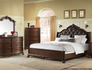 Christina Dresser Mirror Q Bed