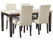 Fillmore 5PC Dining Set - Uph.