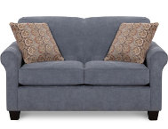 Spectrum Loveseat - Bluestone