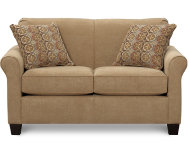 Spectrum Loveseat - Bronze