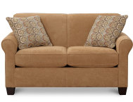 Spectrum Loveseat - Caramel