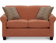 shop Spectrum-Loveseat---Clay