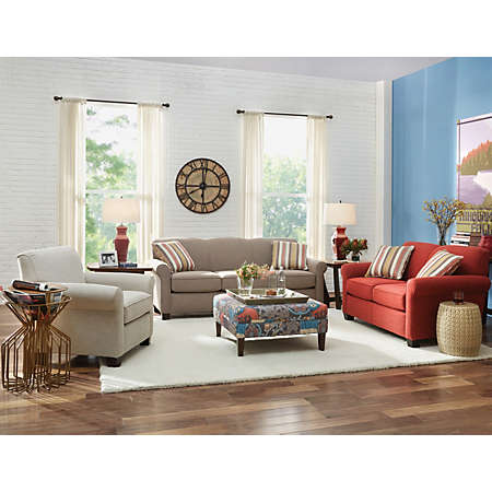 SpectrumIII Collection Fabric Furniture Sets Living Rooms - Spectrum furniture