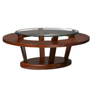 Prelude-II Oval Cocktail Table