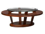 shop Prelude-II-Oval-Cocktail-Table