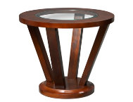 Prelude-II Round Lamp Table