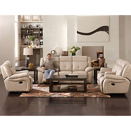 Torino Leather Sofa Torino Top Grain Leather Sectional Video Gallery Thesofa