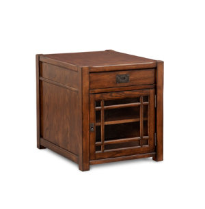 Sonoma Storage End Table