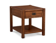 Sonoma Rectangular End Table