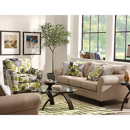 Awesome ... Living Rooms / Fabric Furniture Sets. Shop Evan Collection Main Part 29