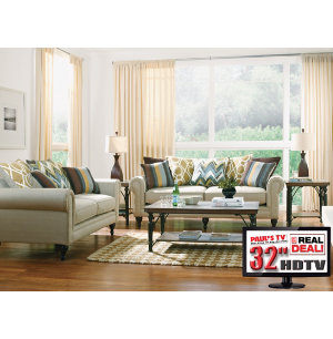 7 Piece Living Room Set With Tv – izvipi