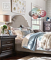Fuse Bedrooms: Exclusively at Art Van