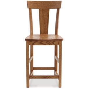 Oak Laker Stool