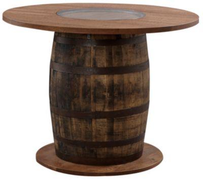 Authentics Barrel Gth TableArt Van Furniture