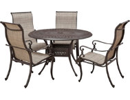 Portland 5PC Dining Set