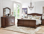 Rochelle King 3pc Bedroom