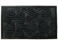 Leaves 18x30 Rubber Doormat