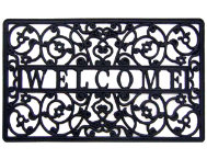 Cutout 18x30 Rubber Doormat