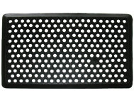 Honeycomb 18x30 Rubber Doormat