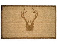 Antler Bronze 20x48 Door Mat