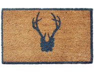 Antler Blue 18x30 Door Mat