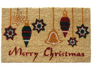 Ornaments 18x30 Doormat