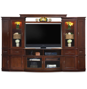 Wall Unit With 50  Console