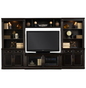 Wall Unit With 56  Console