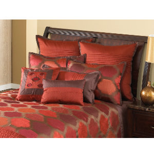 Redberry Queen Comforter Set
