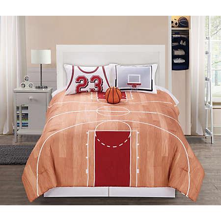 Shop Basketball Bedding Collection Main